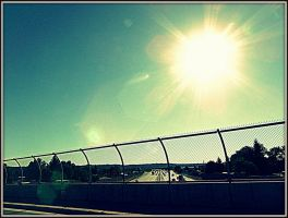 sunny freeway by crimsonravenwarrior
