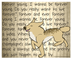 Young Forever by 490skip