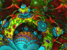 Channeling trippy Aliens by PhotoComix2