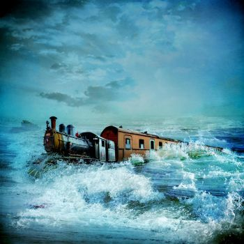 Whence comes this train by marioabelino