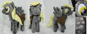 HiMyNameIsNickel's Derpy by Cryptic-Enigma