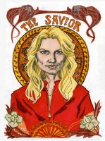 The Savior by crisurdiales