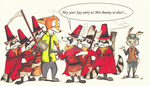Disney's Zootopia-Nick wilde meet Raccoon Robbers by FairytalesArtist