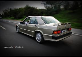 Mercedes 190e 2.3AMG by rugzoo