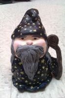 Wizard Gnome by Alliekat9606