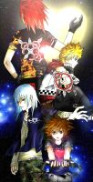 Kingdom Hearts is near... by kaddabo