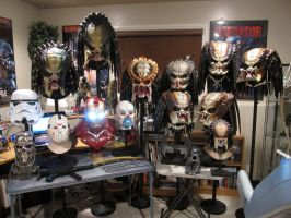 2011 Prop Collection by PredatrHuntr