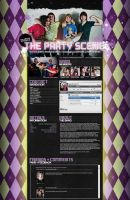 Myspace: The Party Scene by stuckwithpins