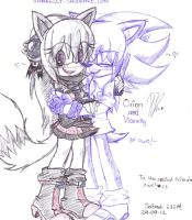 .:GIFT:. Orion y Vianelly owo by Viannelly-Shoorare