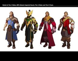 Armor Costume Variants Jeff Murchie 02 by MURCHIEMONSTER