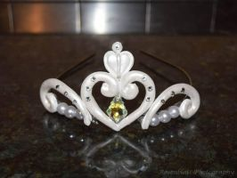 My Sailor Moon Bridal Crown by Bel-AirBritt