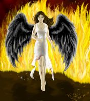 The hope in the fire by Tabia