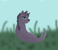 Early Afternoon by Silverpaw6