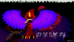 :AT: Ved the Flame Devil by ViaReweaving