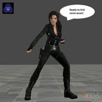 Livia Atkins BSAA Outfit by Hatsumy38660