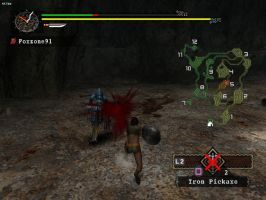 Monster Hunter PCsx2 03 by Foxzone91