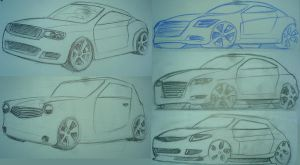 Cars by MartinEDesign