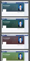 Business Facebook Timeline Cover by k0z3y