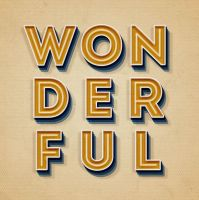 One-Layer Retro Text Effect in Adobe Photoshop by Designslots