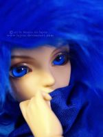 Hiding in Blues by lajvio