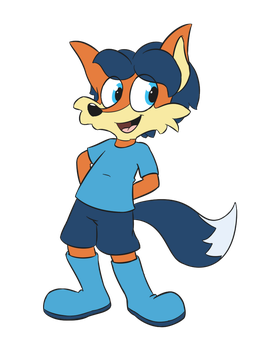 Commission: Marcos by Muggyy
