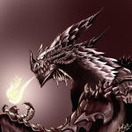 Deathwing by ArtistoCecil