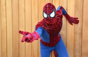 Spider-Man Cosplay (4) by masimage