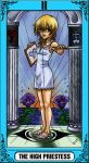 KH Tarot: The High Priestess by way2thedawn