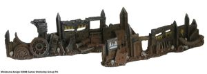 Ork Barricades 2 by precinctomega