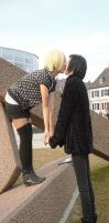 Claude x Alois - Only one kiss by cielcake