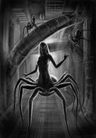 Arachnophobia by dashinvaine