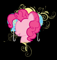 Pinkie Pie by sejskaler