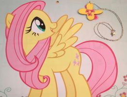 My Little Pony Friendship is Magic Fluttershy by honeyheavenly