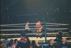 Randy Orton vs Christian- Money in the bank 2011 by rkogirl1