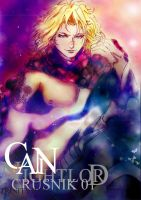 Cain Trinity blood by cheapartpieces