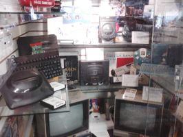 A Bunch Of Old Consoles by Jaws1996