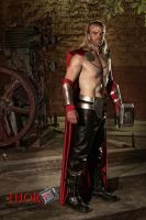 Thor Cosplay shirtless aThorTV by frantic0466