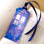 TARDIS bookmark by nitefise