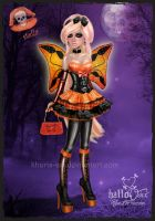 Winx Stella - Hallowinx by kharis-art