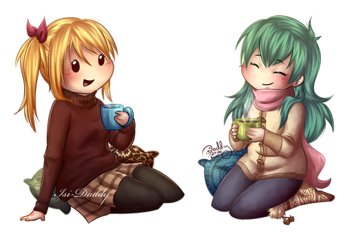CM: Hot Chocolate by Isi-Daddy