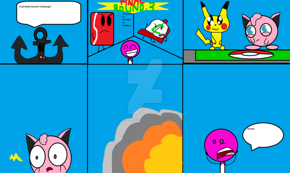 Object Hollywood Episode 5 Pokemon Page 9 by ammarmuqri2