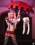 Perona - Negative Hollow by speckles-cosplay