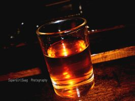 Fire in the glass by SuperGirlSwag