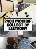 Pack Mockup Collect by LeeTaoNy by nychucheo