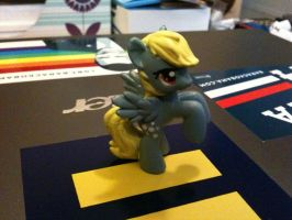 Custom MLP : BB Derpy by marienoire