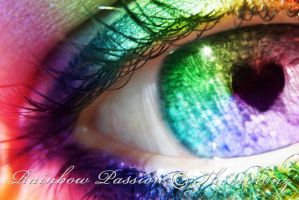 Rainbow Passion by LT-Arts