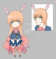 Collaboration Adopt (Auction-Closed) by Meicker