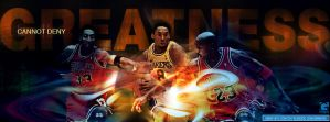 Cannot Deny Greatness FBCover by YaDig