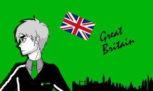 And Britain by Loveylove