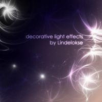 decorative light effects by lindelokse